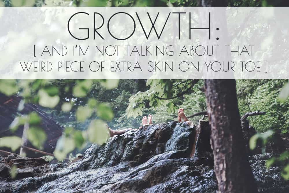Growth is good, but why?