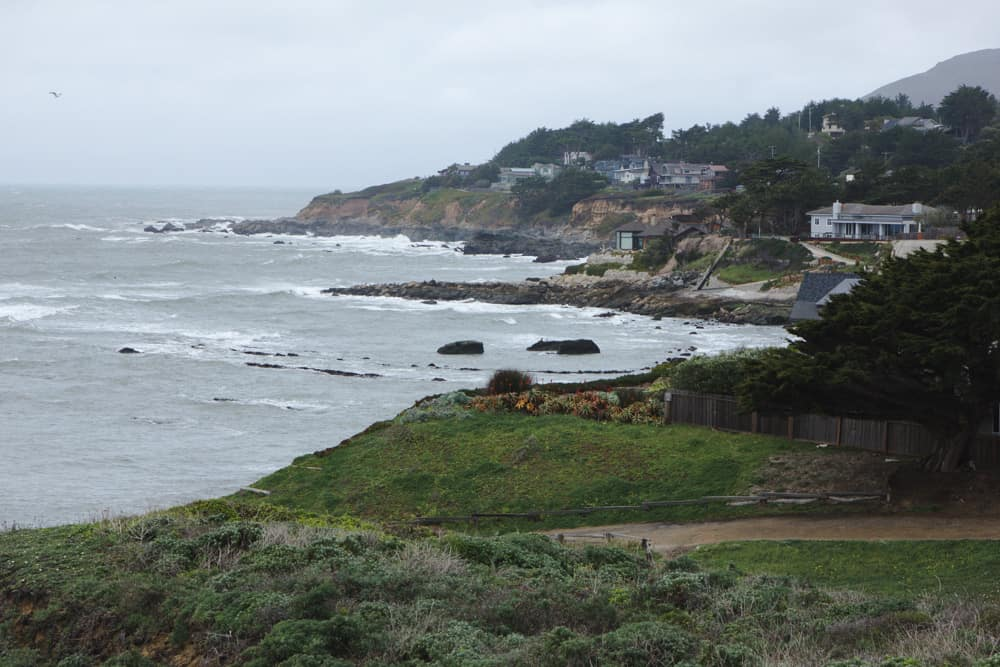 Fitzgerald Marine Reserve in Moss Beach Near Half Moon Bay