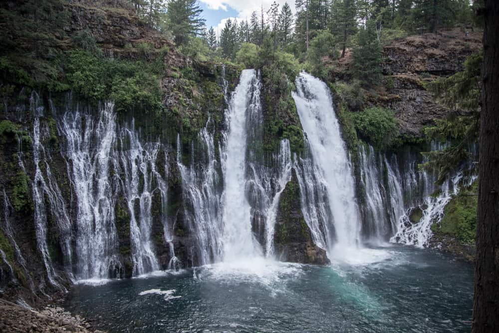 McArthur Burney Falls in California