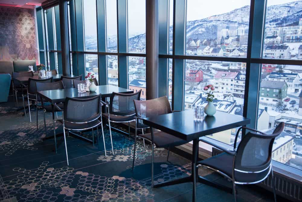 Scandic Hotel in Narvik, Norway