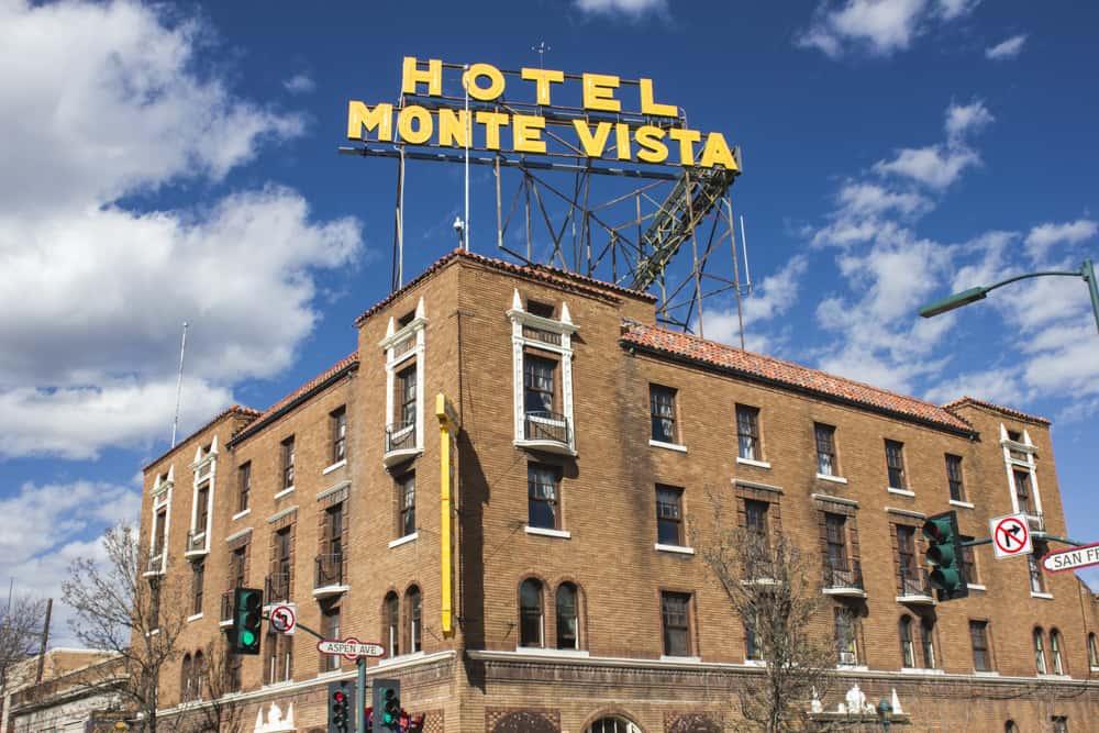 Hotel Monte Vista in Flagstaff, Arizona