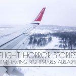 flight horror stories