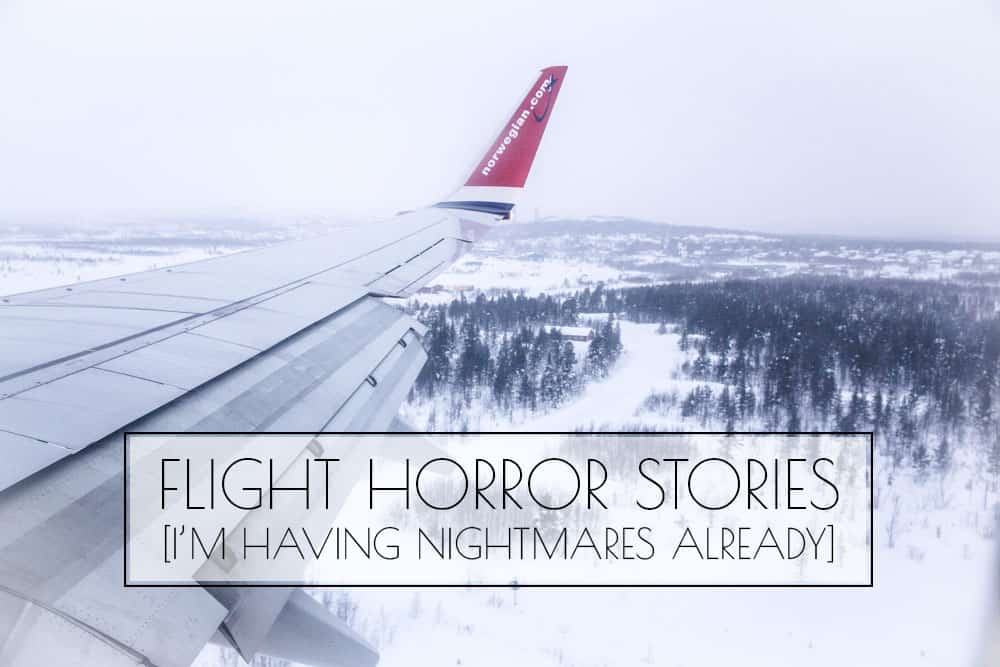 Flight Horror Stories