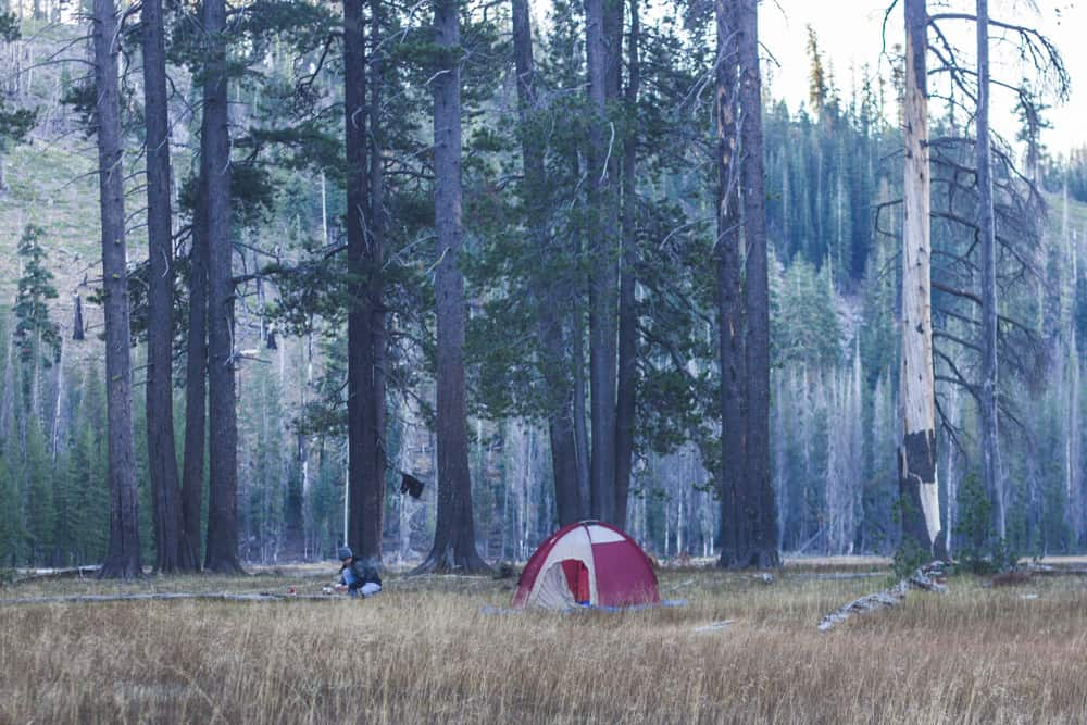 Camping in Lassen National Park; Summer Bucketlist