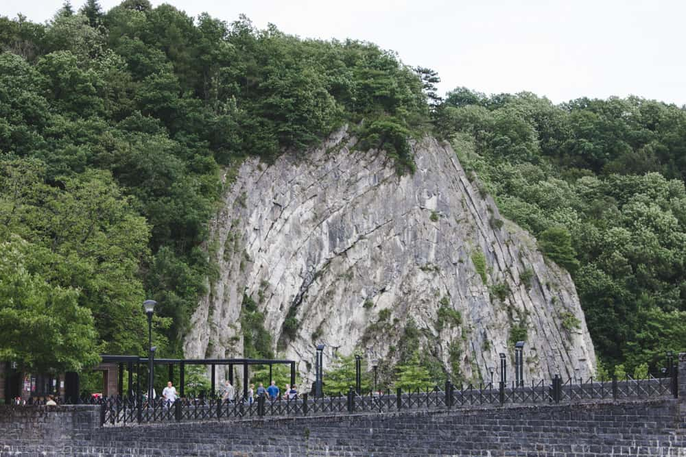 The Anticline in Durbuy, Belgium