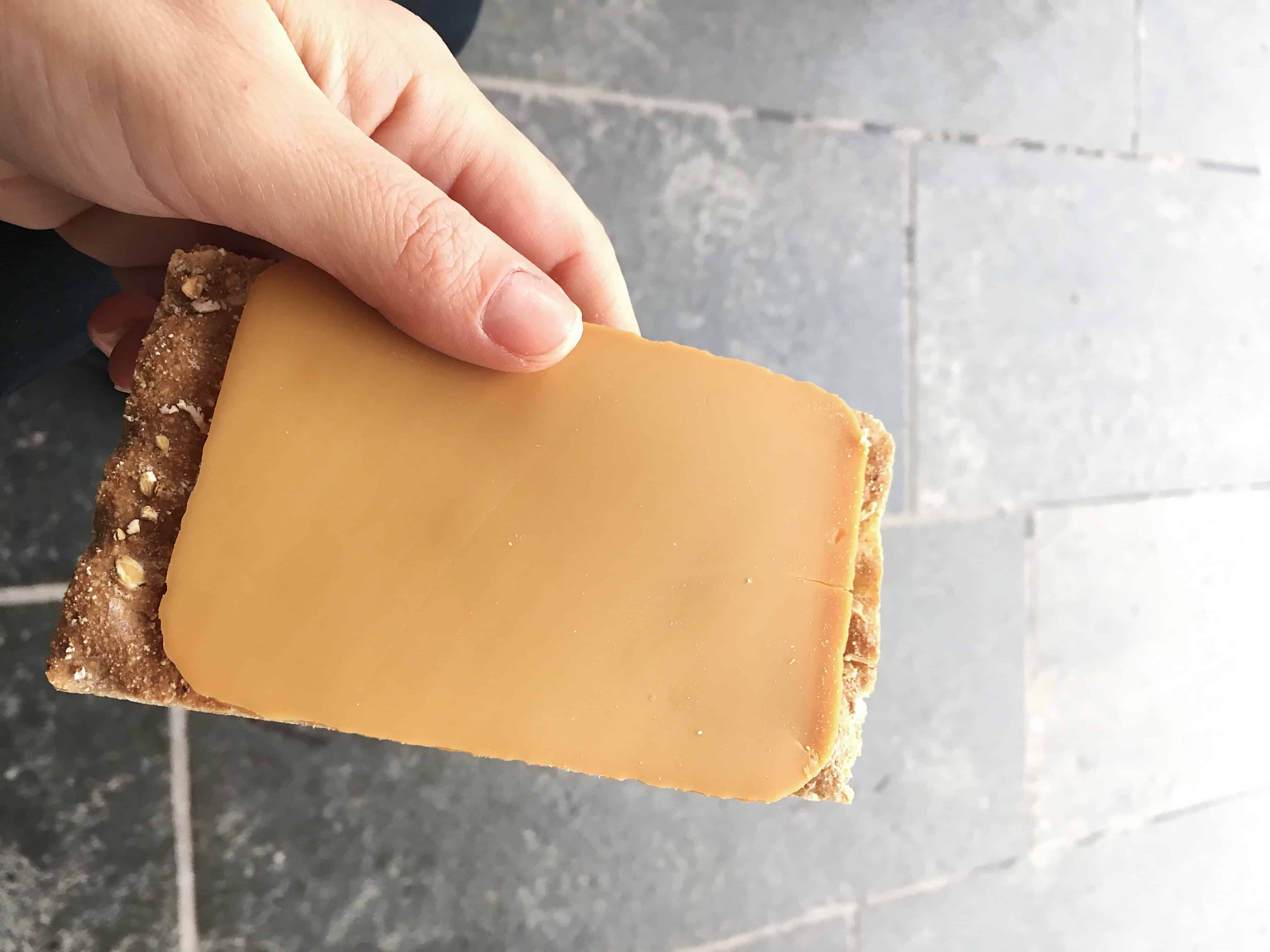 Brown Cheese is a unique and popular food in Norway