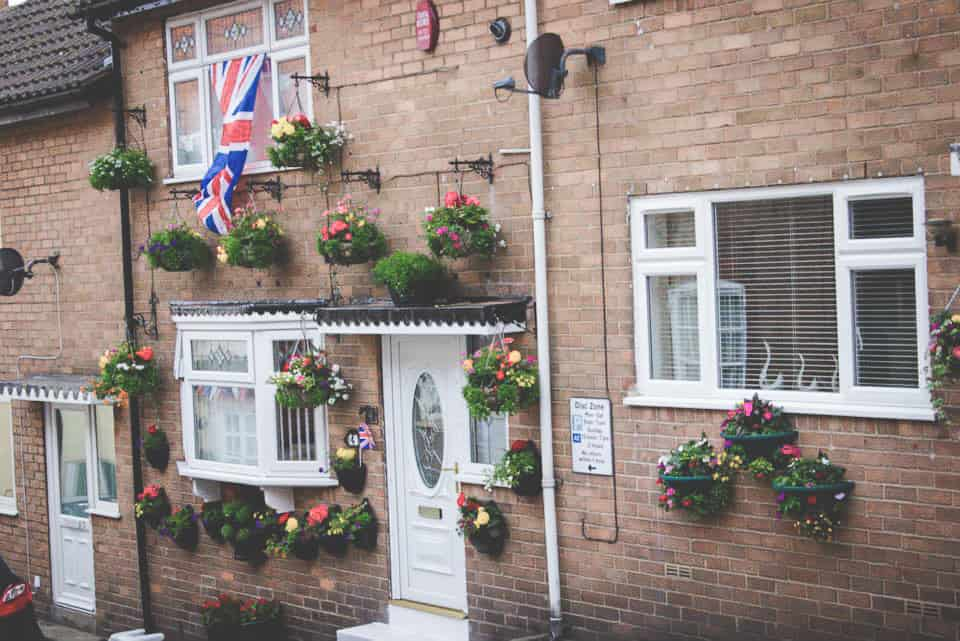 House in Scarborough, England