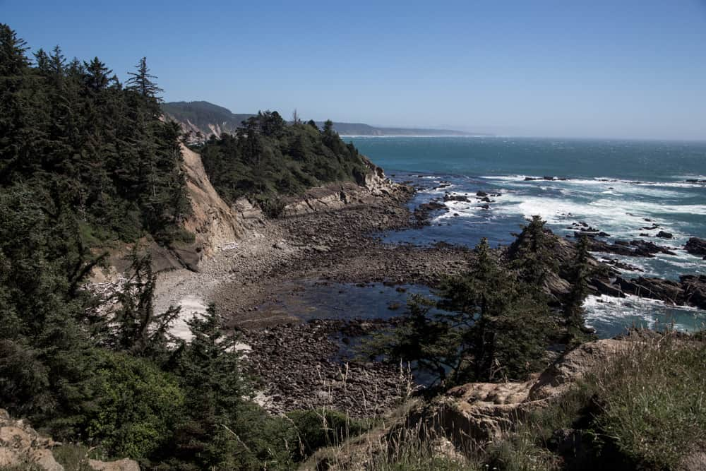 Cape Arago on the Oregon Coast