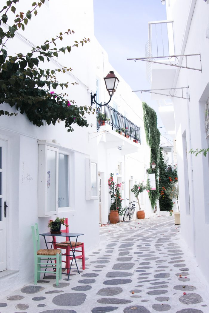Paros, Greece is the Most Relaxing Place Ever