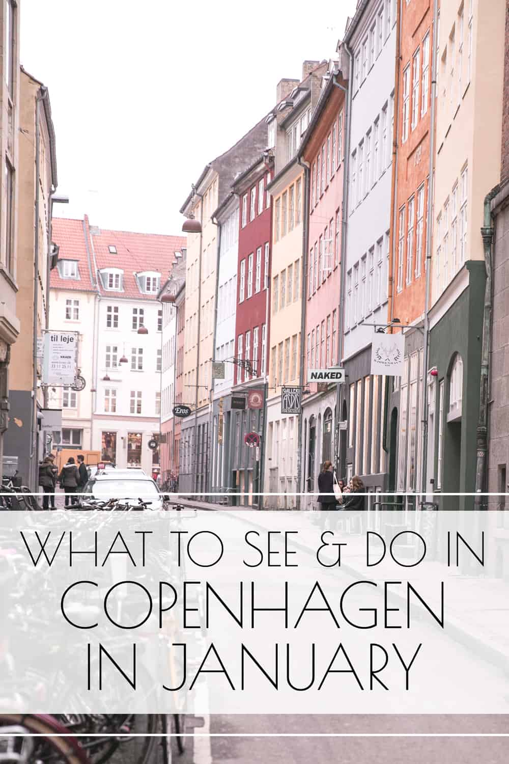 What to see and do in Copenhagen in January! Read for what to pack, what the weather was like, and activities like the Round Tower and Nyhavn!