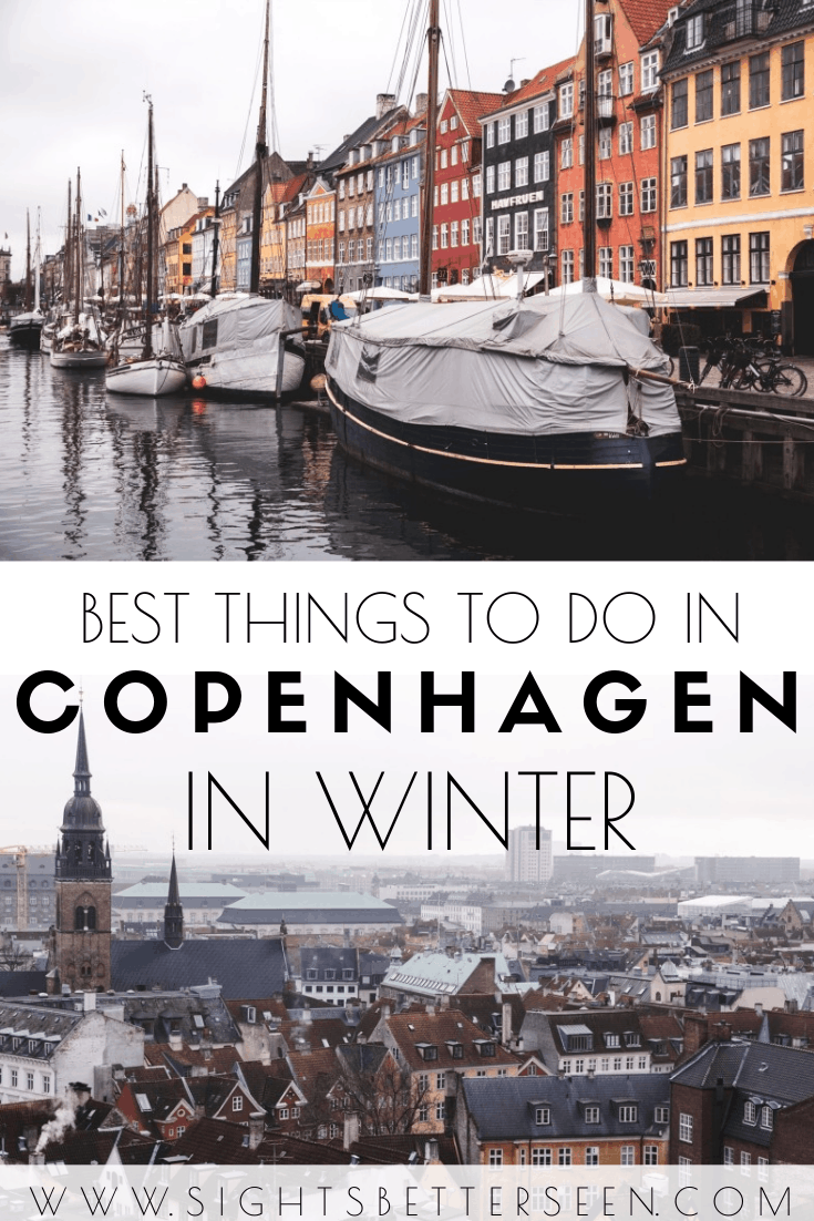 The best things to do in Copenhagen in winter, including Nyhavn, Tivoli, packing tips, and more!