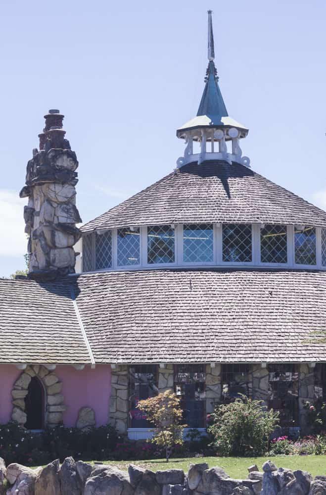 The Madonna Inn in San Luis Obispo, California