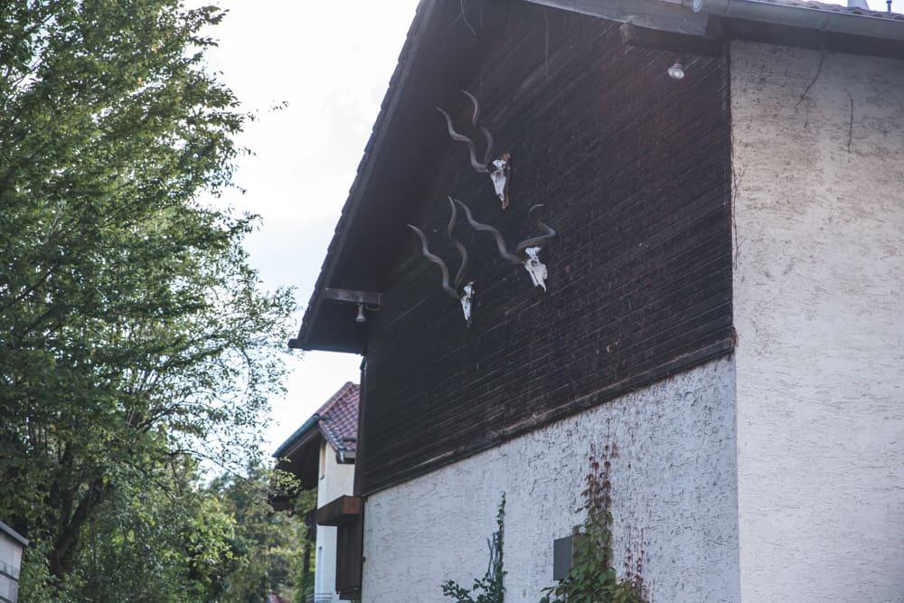 Building in Starnberg, Germany