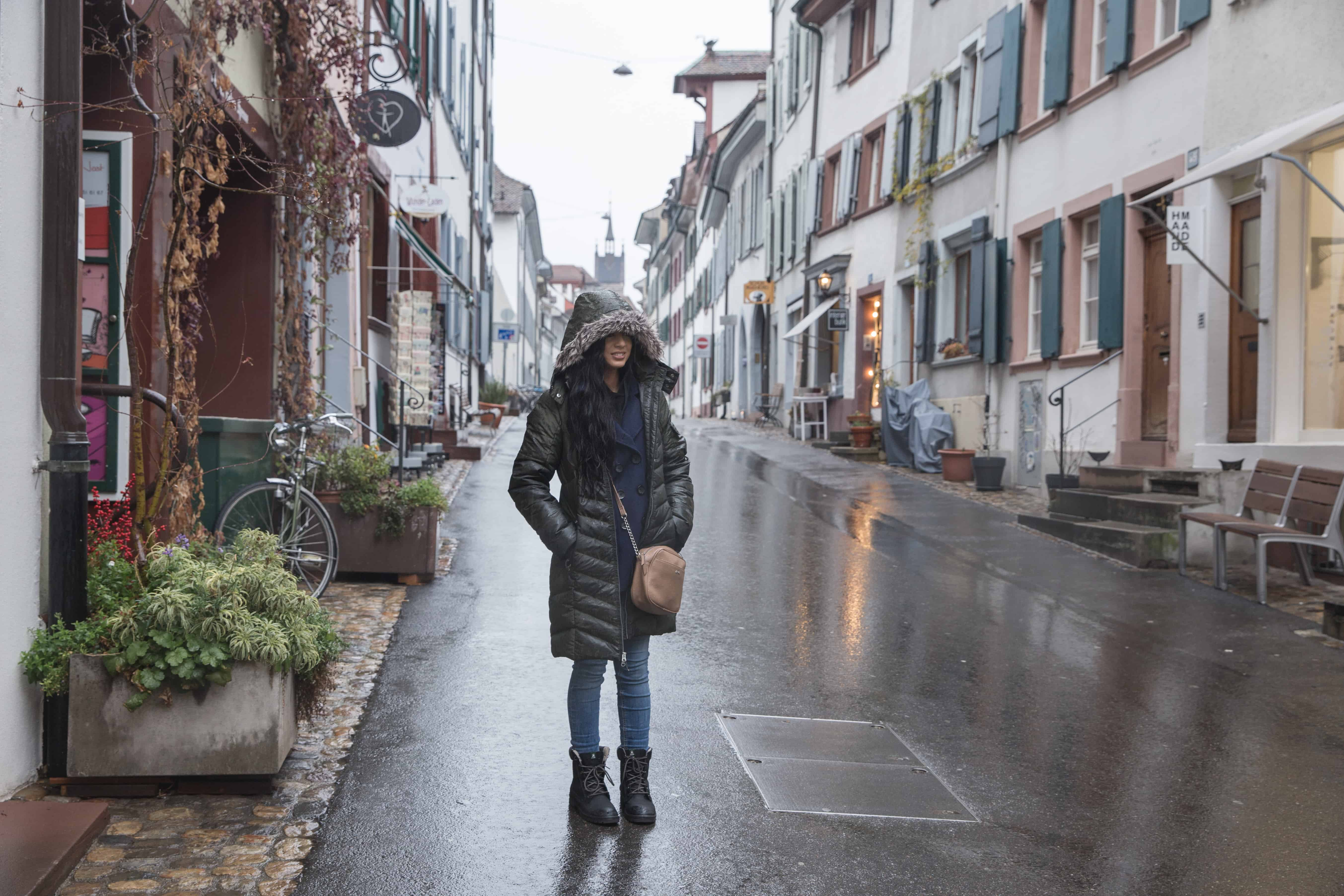 Basel is a great base for exploring Switzerland, and it's old town is especially pretty in the winter!
