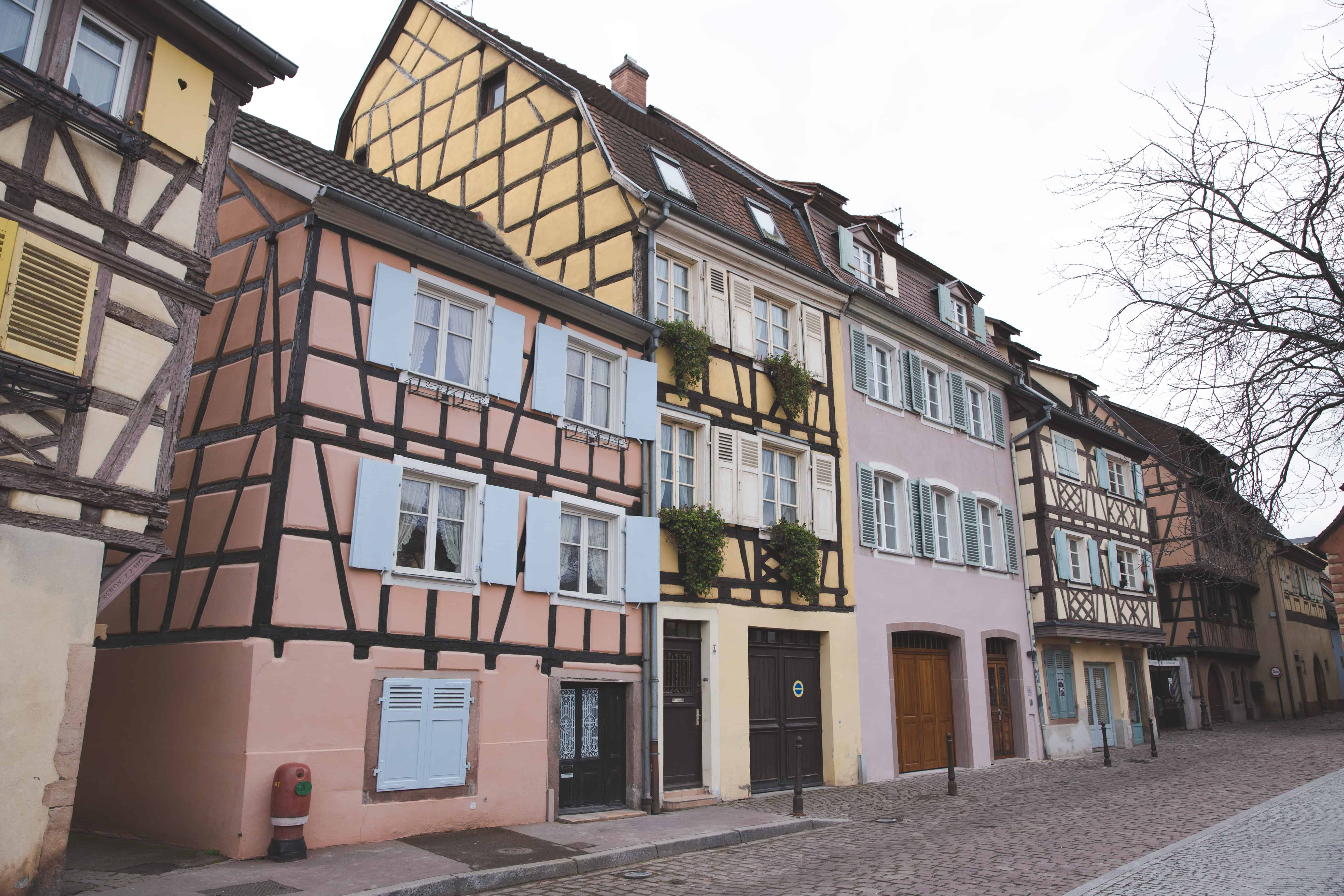Colmar is an easy day trip from Basel, Switzerland