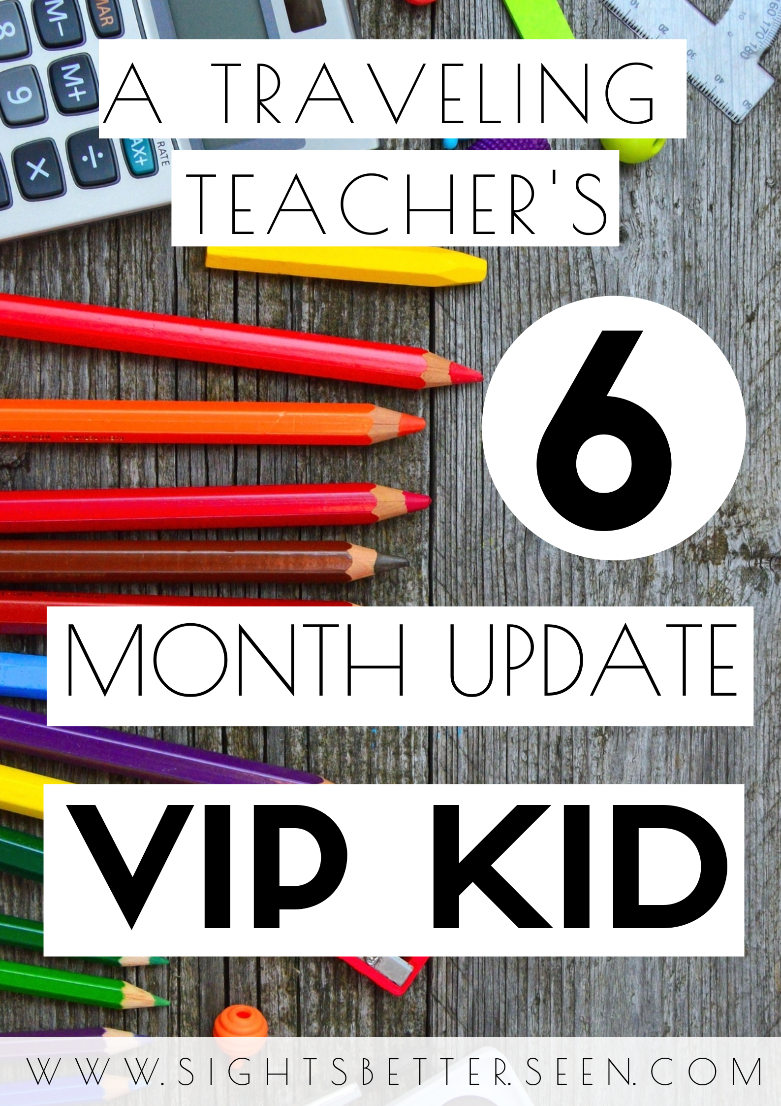 A traveling teacher's 6 month update working for VIP Kid, sharing tips and tricks for teaching English online as a digital nomad!