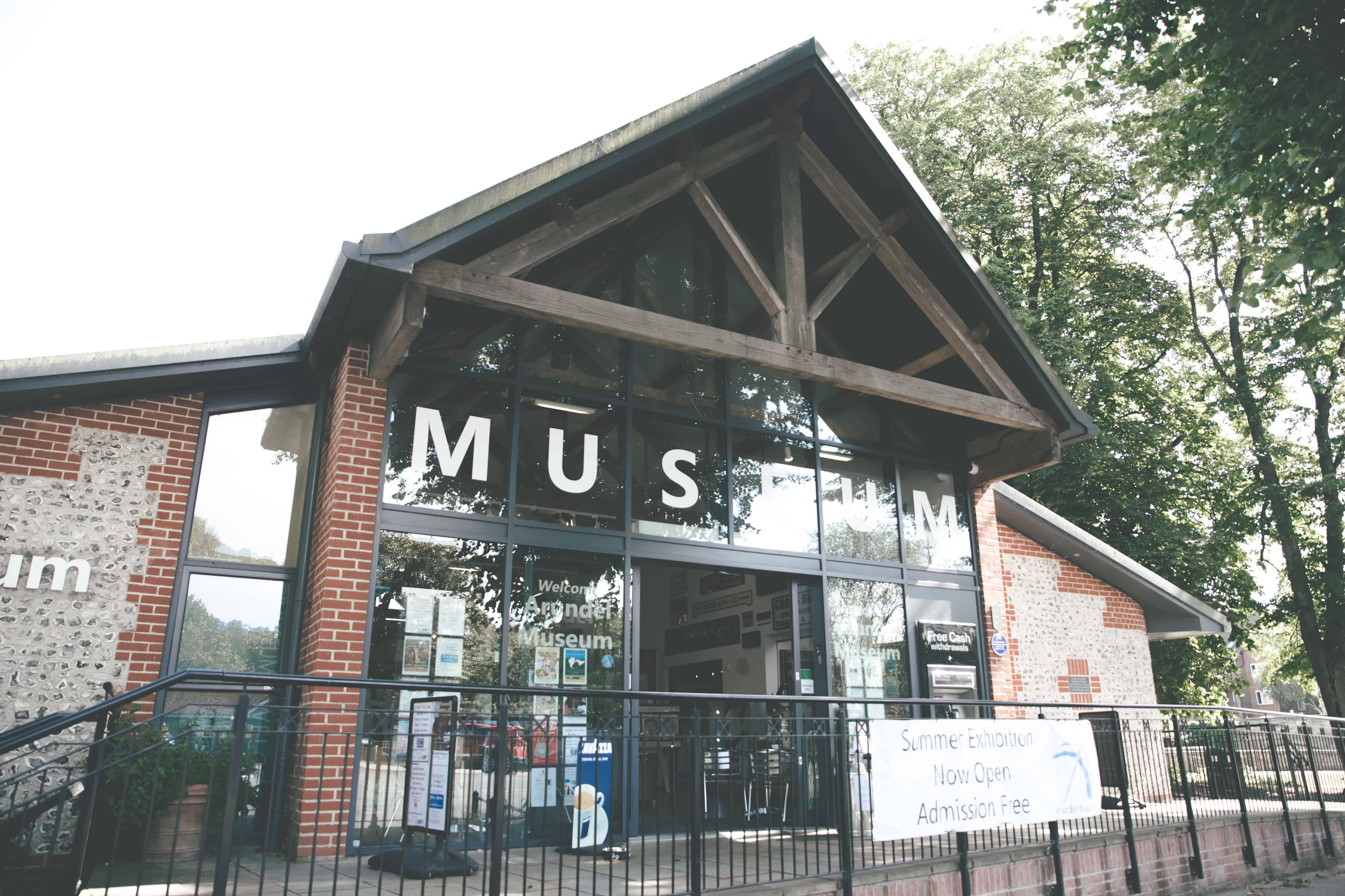 Arundel Museum in Arundel, England