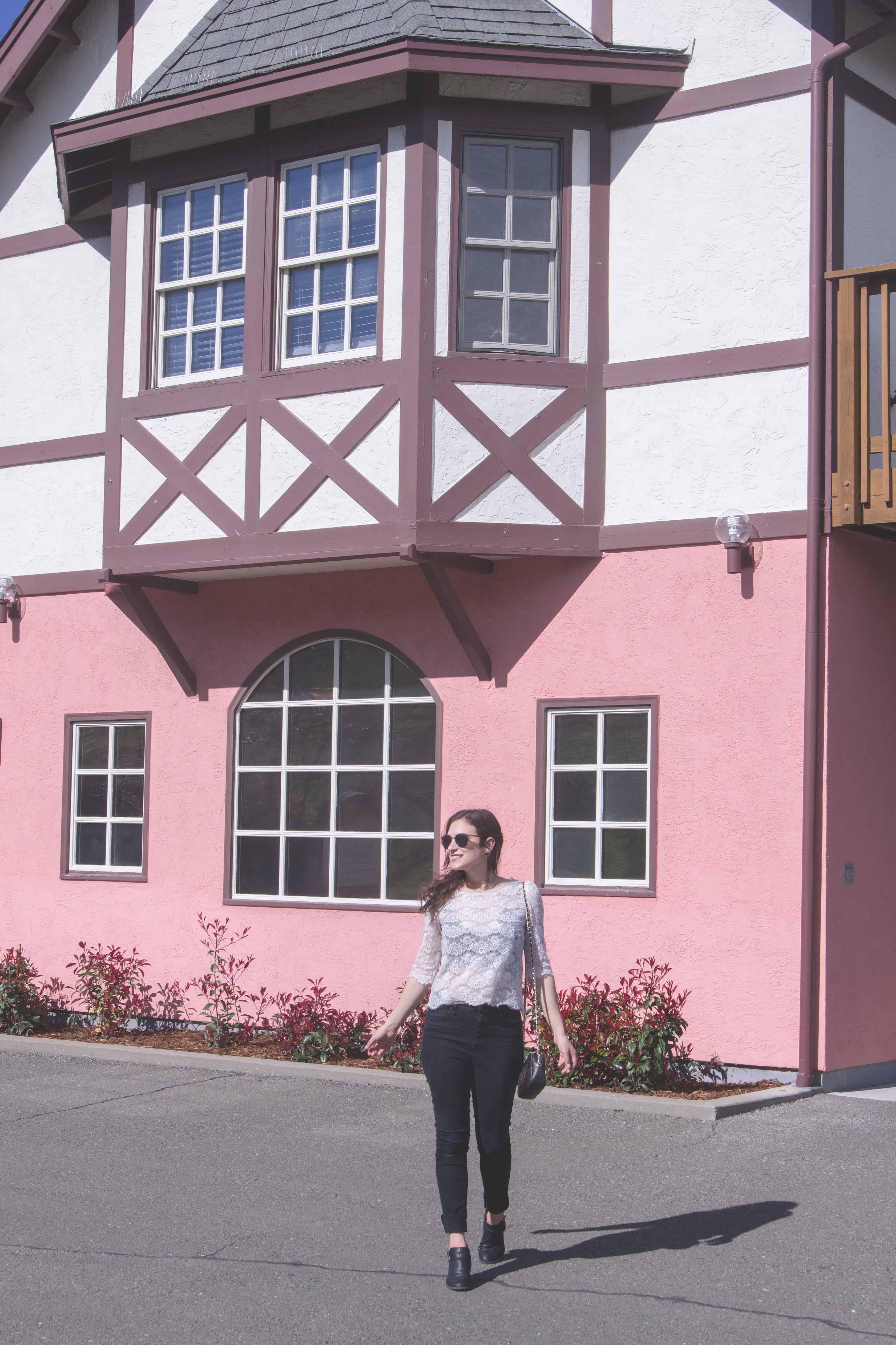 Schug Carneros Estate Winery in Sonoma County, California
