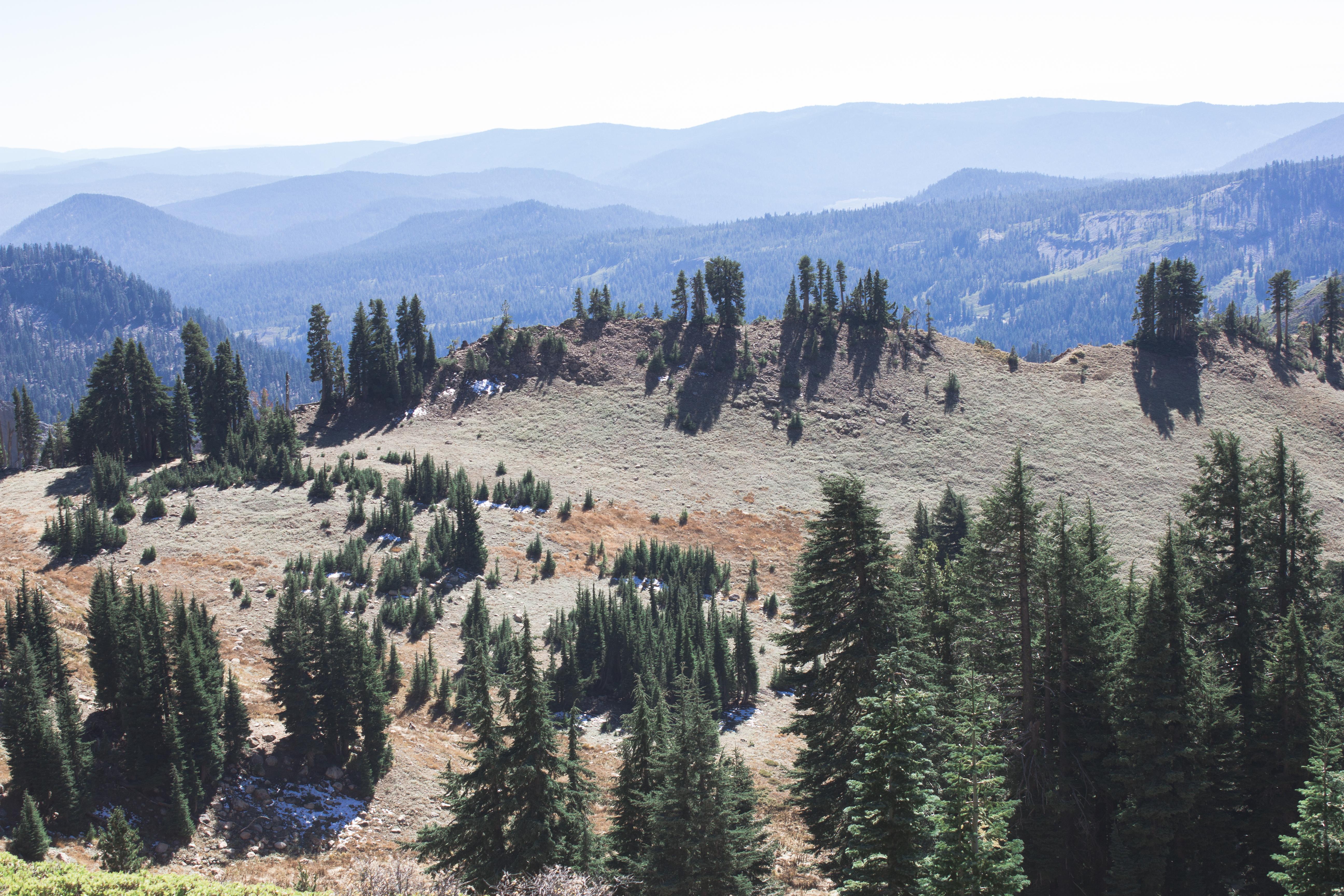 Lassen National Park in California
