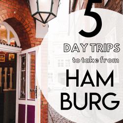 5 Beautiful Day Trips from Hamburg