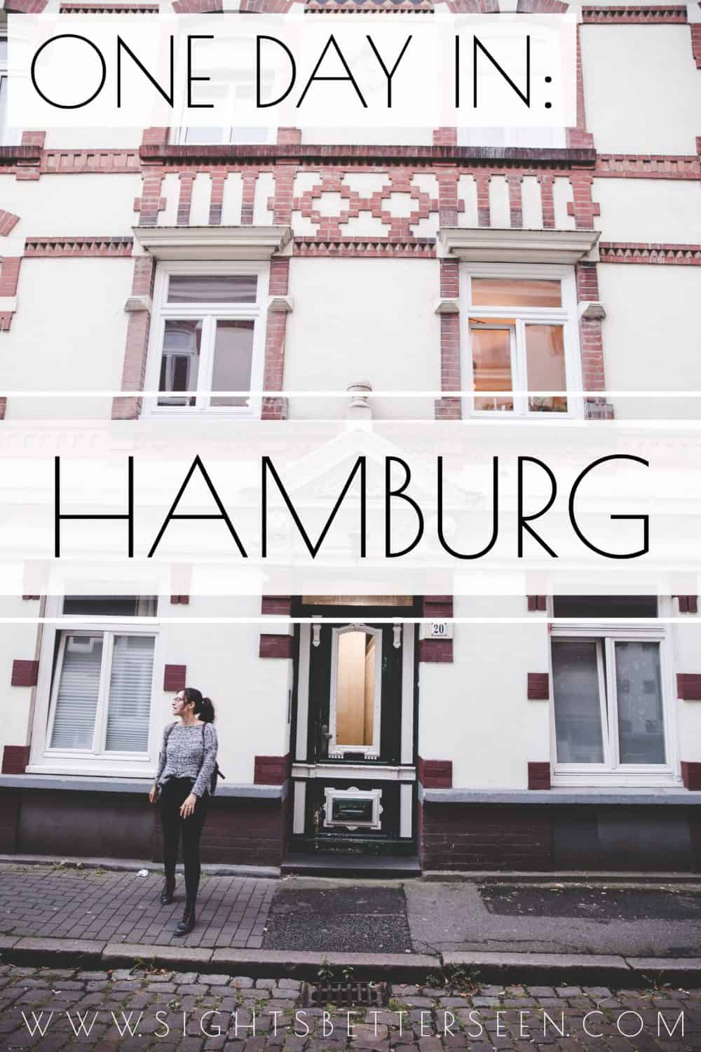 How to spend one day in Hamburg, Germany, including Miniatur Wunderland, St. Michael's Church, the Elbphilharmonie, and Christmas Markets!