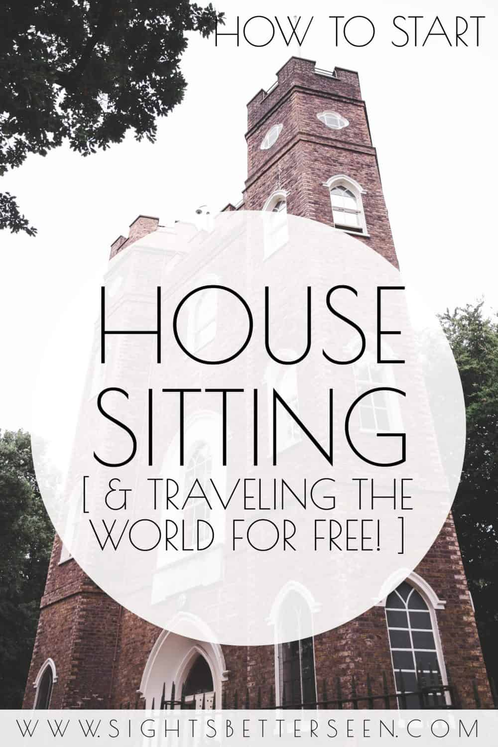 House sitting can get you free accommodation when you travel! I use Trusted Housesitters to find lots of house sitting jobs and will give you the tips you need to land your first house sit in this article!