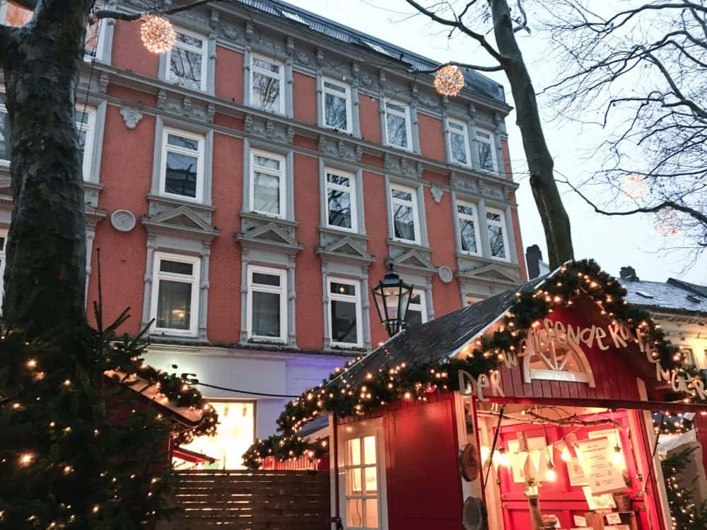 Hamburg Christmas Markets