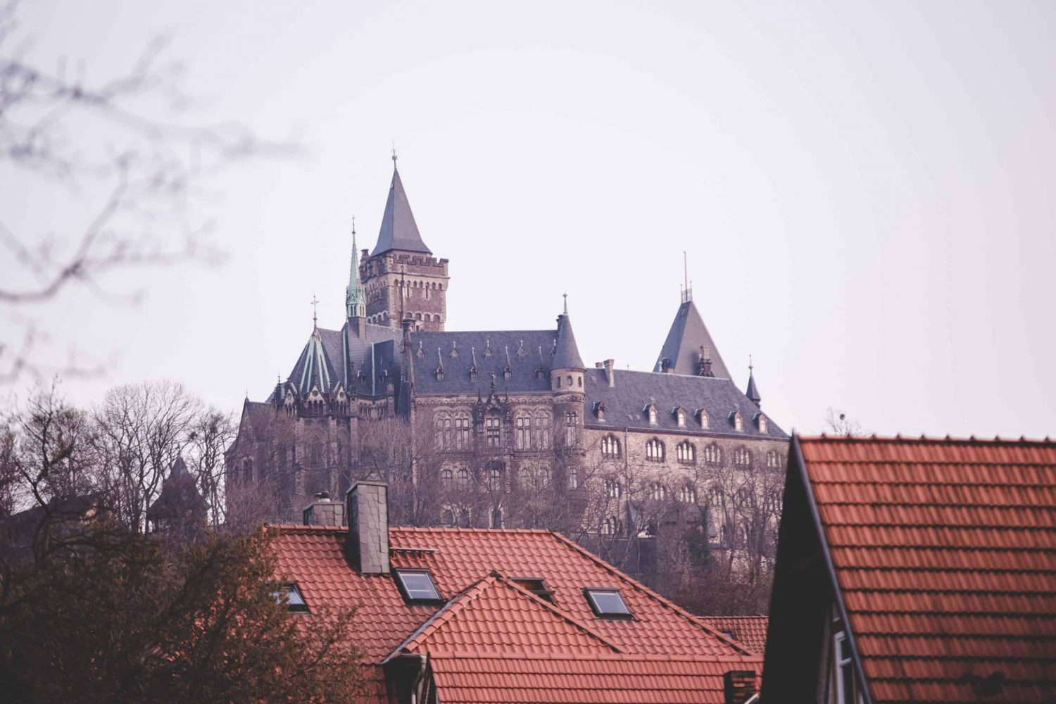 Wernigerode Castle is an excellent place to visit in Wernigerode, Germany