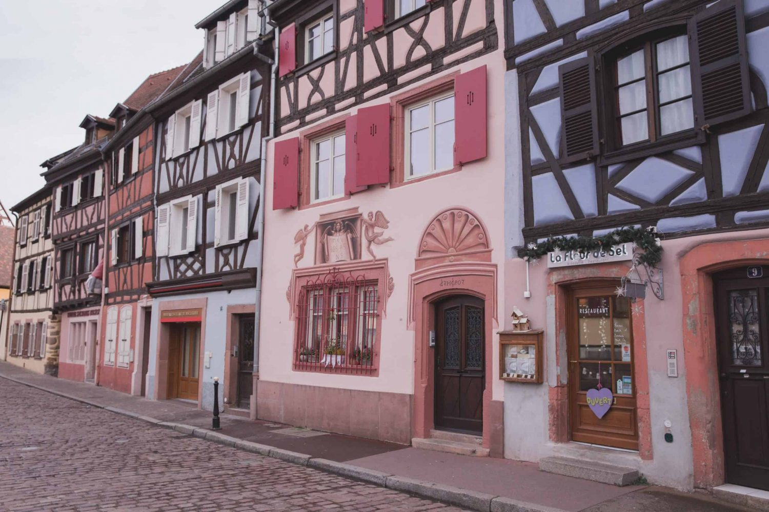Colmar, France was one of my favorite destinations in 2019 and a great place to go in 2020!