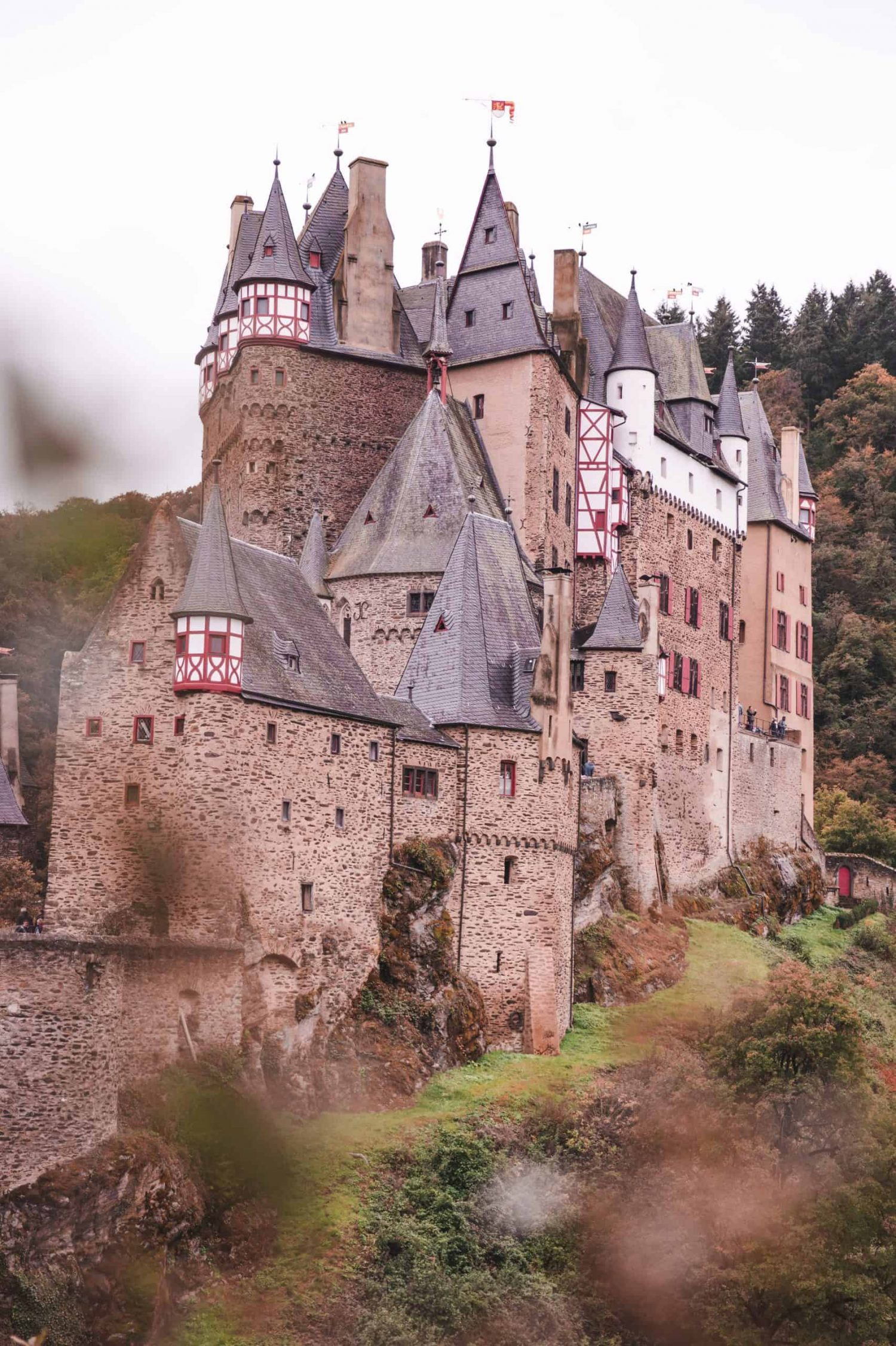 Eltz Castle in Germany is a great place to go in 2020!
