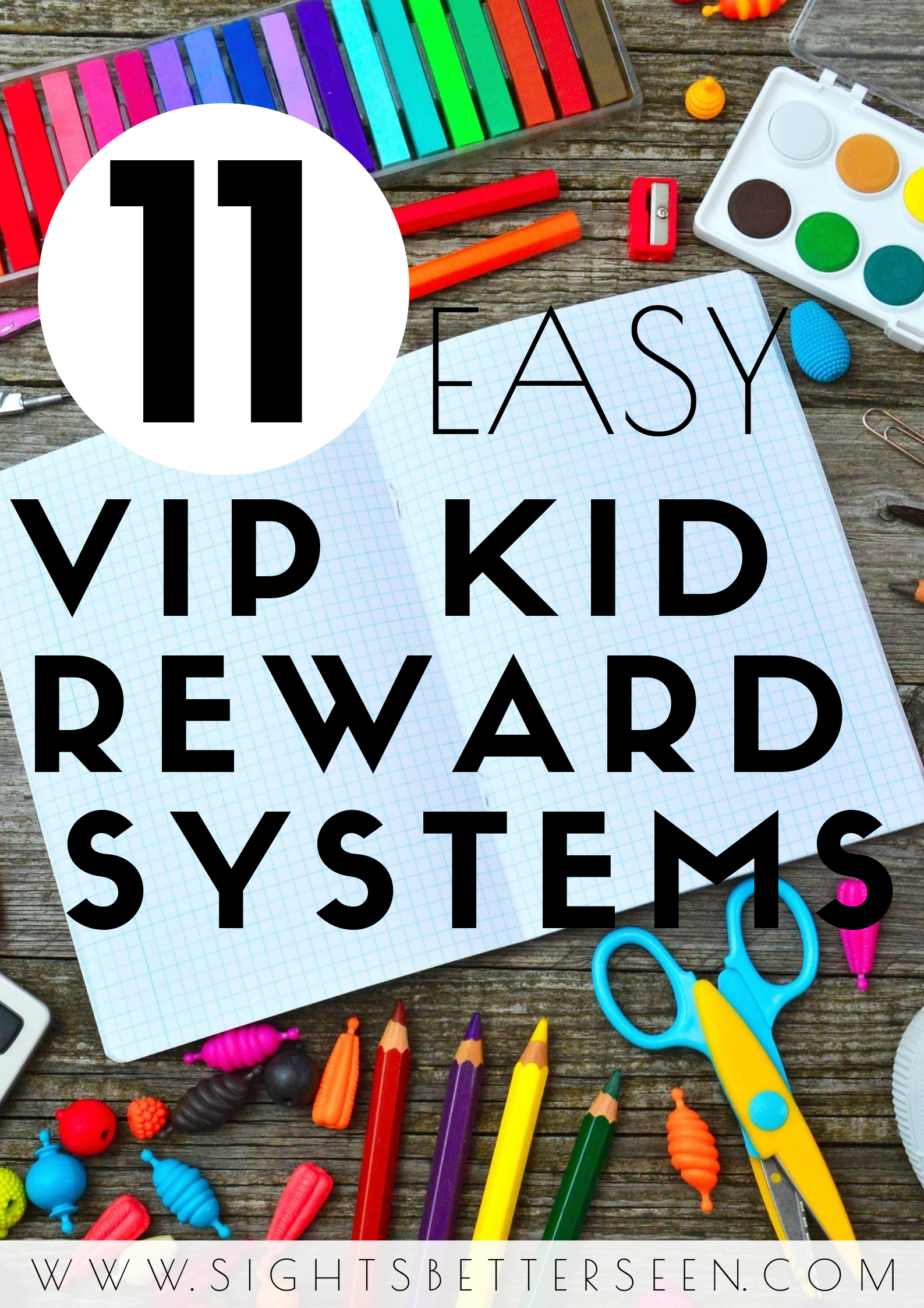 11 Easy VIP Kid reward systems for traveling teachers and online classrooms!