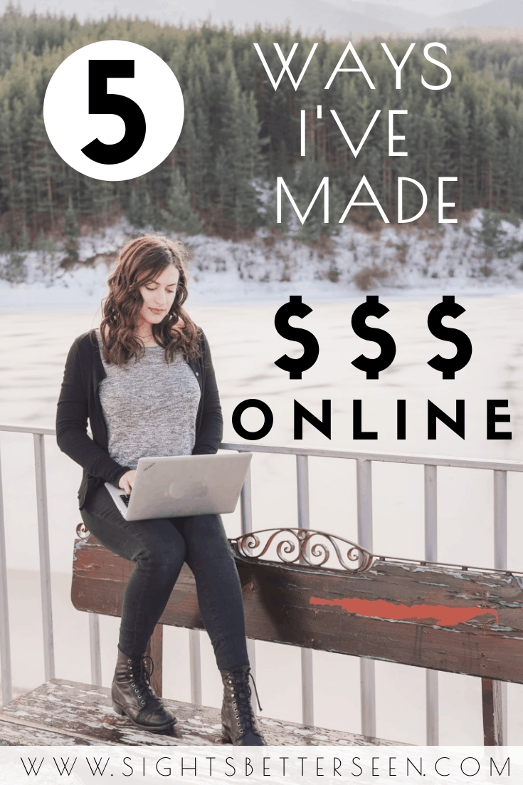How I've gotten remote jobs and made money online working from home, including freelance writing, teaching English online, virtual assistant work, and more! #remotework #remotejobs