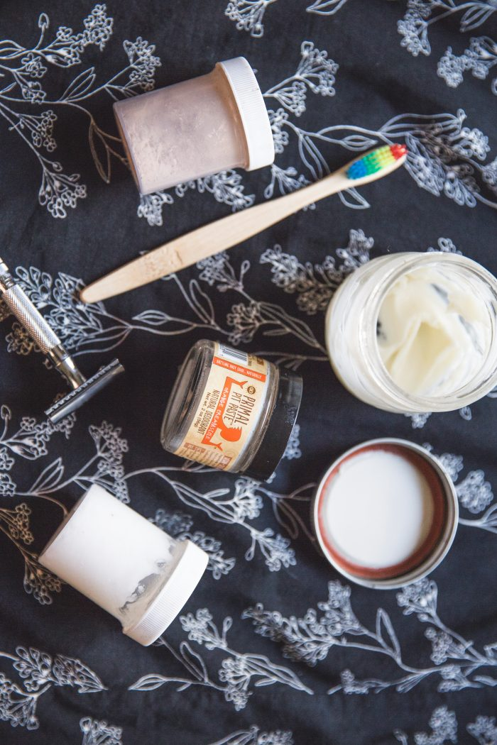 My Natural (Zero Waste Inspired) Beauty Routine: The Best Natural Products to Buy & How I Make My Own