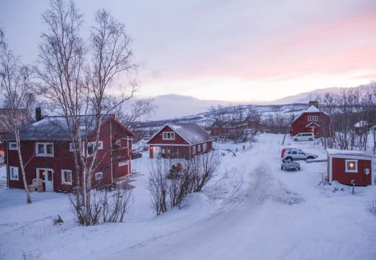 Hostels in Abisko, Sweden